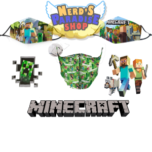 Mascherine Minecraft